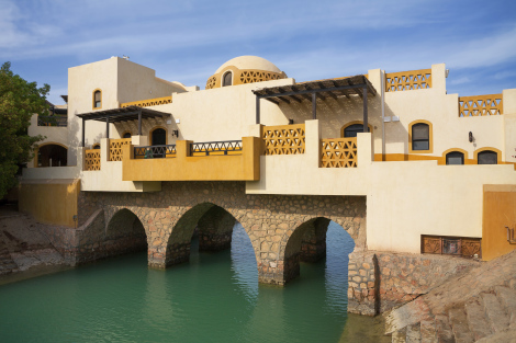 El Gouna Egypt Canal City